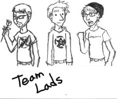 Team Lads by solnan666