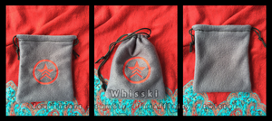 Mass Effect Renegade Bag by Whisski