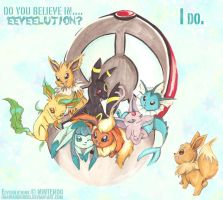 Eeveelutionary Theory by OgawaBurukku