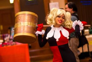 AFEST '12: Playful Harley by Enasni-V