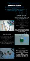 How to Clay in 10 steps by Sofisofas