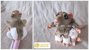 Give Away Doll #1 by LimitlessEndeavours