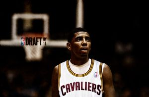 Kyrie Irving Cavaliers by rhurst