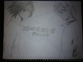 Death note by thiphobia