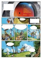 Robin Hood - page preview by SimonLoche