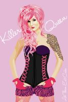 Killjoy: Killer Queen by Chelle-my-Belle