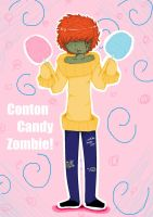 Zombie by CaptainBo0ty