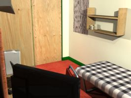 My room ant uni 4 by Cogs90