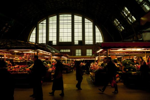 Central Market by LeeAnnGlenn