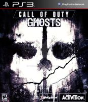 Call of Duty Ghosts BoxArt by FriedRyce