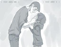 BH6_you and me by azzai