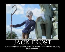 Jack Frost   Rise Of The Guardians Motivational by PuertoricanMiku