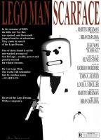 Lego Man Is Scarface... by ryansd