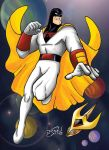 SPACE GHOST by roemesquita