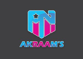 COMMISSION - AKRAAM'S LOGO by GHussain