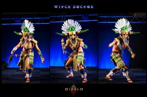 Witch Doctor by Sizvahstar