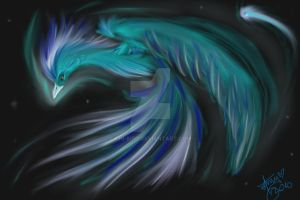 Spirit of the Comet by Chi-Bird