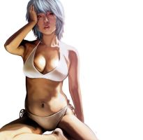 ayanami ray by jojaow