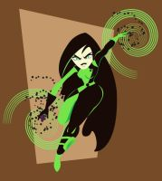 Shego by ShtupidKitteh