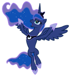 Luna Rising by Durpy
