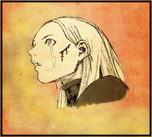 Claymore sketch 5 - texturize by desprosal