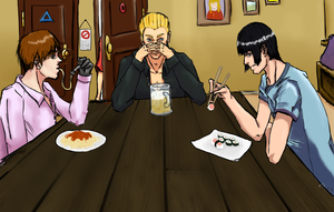 Dinner with Friends... by trucellent