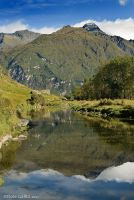 Rob Roy Valley by RoieG