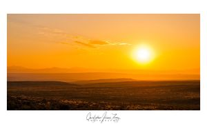 Owyhee Sunrise by ShamelessRain