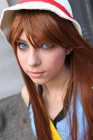 Pokemon Adventures Blue by sora-n