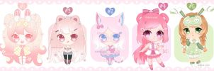 Special offer 200 points adopts! [CLOSED] by Shiina-Yuki