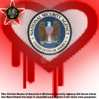 Before the revealing of the Heartbleed bug..... by J-R-M-N-K-E