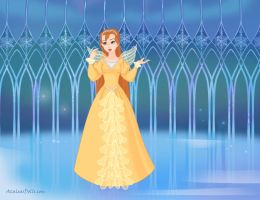Thumbelina outfit 5 by autumnrose83