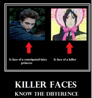 Killer Faces by Queen-of-Hearts-0811