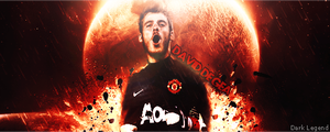 David De Gea by Dark-legend-GFX