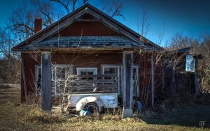 Ramshackle by FabulaPhoto