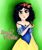 ~Snow White by SarahDuff
