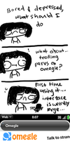 Adventures with Omegle by Deliteful
