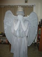 weeping angel by toastles