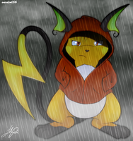 wet chu by warden006