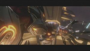 The didact's hand by Hellspwn6