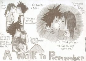 A Walk To Remember KH Style by Sorasgirl24