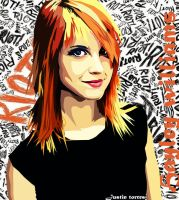 Hayley Williams by tator2120