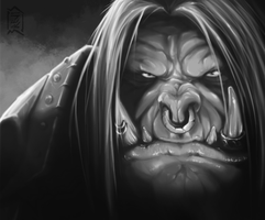 (c) world of warcraft by Brevis--art