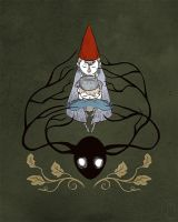 over the garden wall by scrii