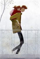 Heroes don't always have shiny armors. by PascalCampion
