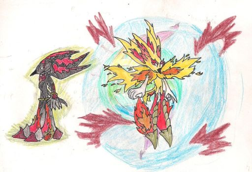 Chaombra, the Chaos Control PKMN by SPQR21