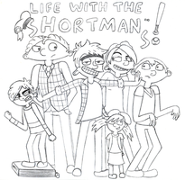 Life with the Shortmans Sketch by SuprSingr