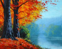 Colours of Autumn by artsaus