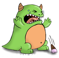 Ice Cream Fail by Cartcoon