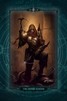 Demon Hunter II 2014 by Holyknight3000